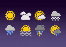 苹果天气软件排行榜