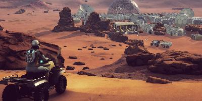 最新火星题材的游戏