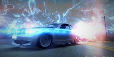 真实物理引擎的赛车游戏