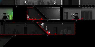 2d像素横版恐怖游戏